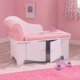 KidKraft Princess Chaise Lounge
