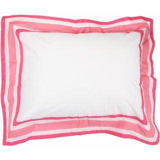 Simplicity Hot Pink Standard Pillow Sham