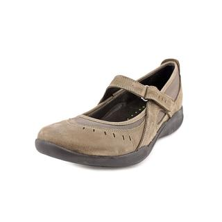 Clarks Wave Women's 'Wave.Cruise' Leather Casual Shoes