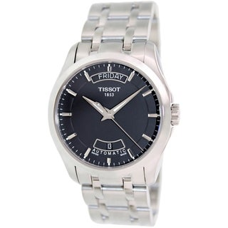 Tissot Men's Couturier T035.407.11.051.00 Stainless Steel Swiss Automatic Watch