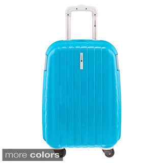 Delsey Helium Colors 21-inch Hardside Carry-On Spinner Upright Suitcase
