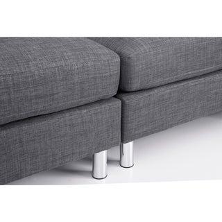 Beliani Contemporary Sectional Sofa
