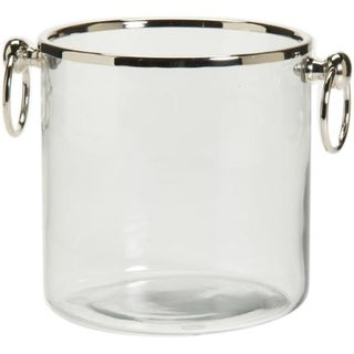 Montceito Ice Bucket with Ring Handles