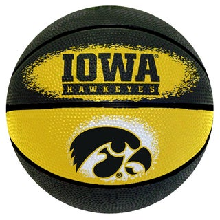 Spalding Iowa Hawkeyes 7-inch Mini Basketball