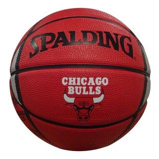 Spalding Chicago Bulls 7-inch Mini Basketball