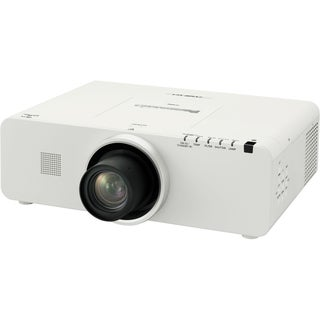 Panasonic PT-EX600U LCD Projector and Lens
