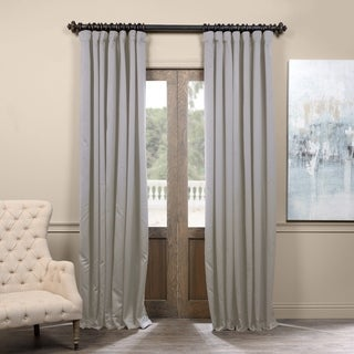 Extra Wide Thermal Blackout 108-inch Curtain Panel