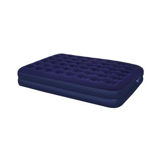 Second Avenue Collection Double Queen-size Air Mattress with Electric Air Pump