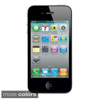 Apple iPhone 4 8GB Verizon CDMA Cell Phone (Refurbished)