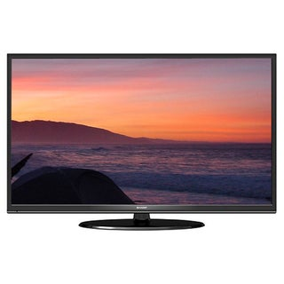 Sharp 60-inch 1080P 120Hz LED TV (Refurbished)