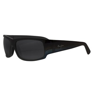 Maui Jim Unisex 'World Cup' Polarized Rectangle Sunglasses