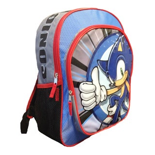 Sonic The Hedgehog 16-Inch Backpack