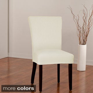 Montgomery II Stretch Dining Chair Slipcover
