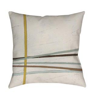 Thumbprintz Tangle I Floor Pillow