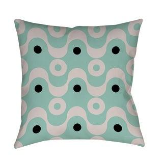 Thumbprintz Fifties Patterns II Indoor/ Outdoor Pillow
