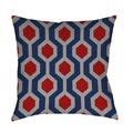 Thumbprintz Carpet Grey Throw/ Floor Pillow