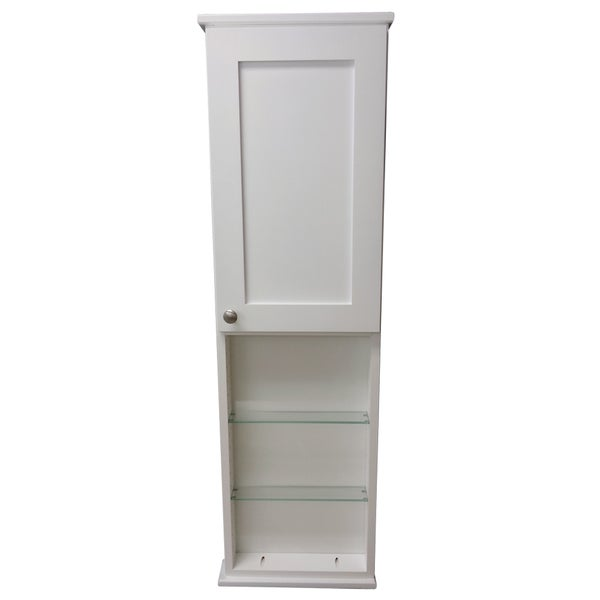 series on the wall cabinet with 18 inch open shelf 2 5 inch deep
