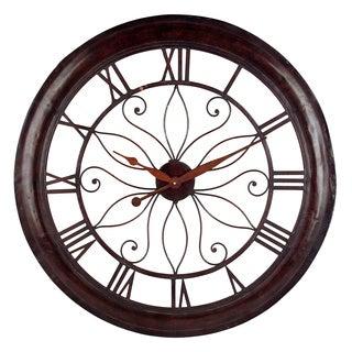 Borst Oversized Wall Clock