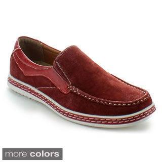 J's Awake Men's 'Jose-82' Slip-on Loafer Shoes