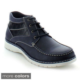 J's Awake Men's 'Colton-4' Lace-up Oxford Shoes