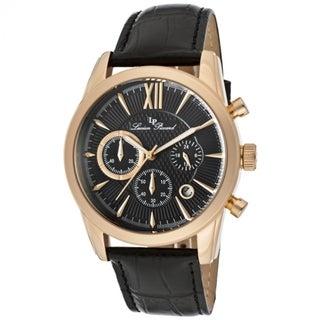 Lucien Piccard Men's LP-12356-RG-01 Mulhacen Black Watch