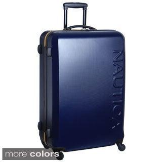 Nautica Ahoy 28-inch Hardside Spinner Upright Suitcase