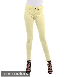 Rich & Skinny Women's Foam Colored Jeans