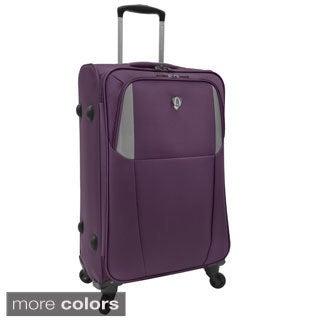 Traveler's Choice Forza 27-inch Medium Ultra Lightweight Spinner Suitcase