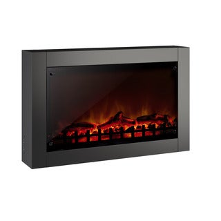 CorLiving FPE-203-F Wall Mounted Electric Fireplace