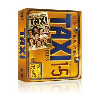 Taxi: The Complete Series (DVD)