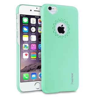 INSTEN Sweet Heart Cute Dust Proof Hard Plastic Phone Case Cover for Apple iPhone 6 4.7-inch