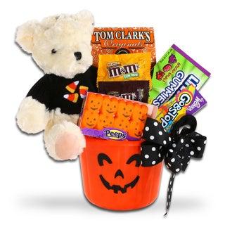 Beary Happy Halloween Gift Basket