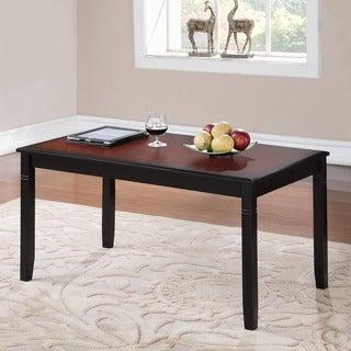 Linon 20 x 36 Camden Coffee Table