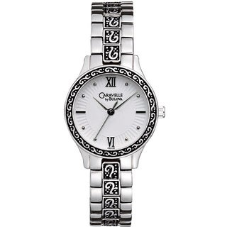 Caravelle by Bulova Women's 43L131 Stainless Steel Watch