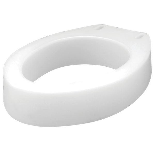 Carex Toilet Seat Elevator Elongated Overstock Shopping Great Deals On C