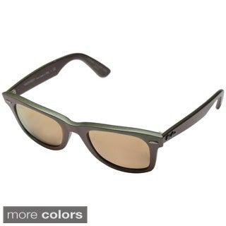Ray-Ban Unisex RB2140 Wayfarer Sunglasses