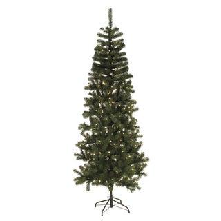 Slim 6.5-foot Pre-lit Tree