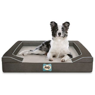 Sealy Large Cooling Memory Foam Pet Bed