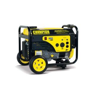 Champion 4250-watt Portable Generator