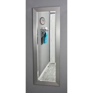 American Made Rayne Silver 21 x 60 Slender Body Mirror
