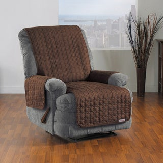 QuickCover Studio Sized Waterproof Recliner & Chaise Protector