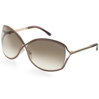 Tom Ford Women's 'Rickie TF179 48F' Oval Sunglasses