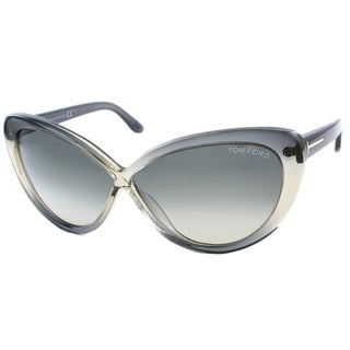 Tom Ford Women's 'Madison TF253 20B' Cat-eye Sunglasses