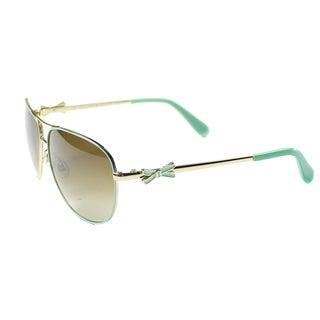 Kate Spade Women's 'Circe DH7' Aviator Sunglasses