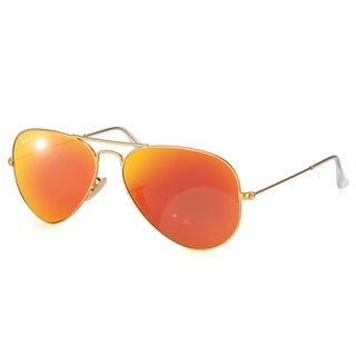 Ray-Ban Unisex RB3025 112/4D Aviator Sunglasses