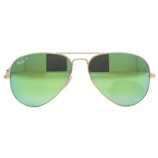 Ray-Ban Unisex RB3025 112/P9 Aviator Sunglasses