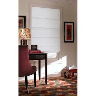 Roman Woven Window Shades: Thermal Roman Window Shades