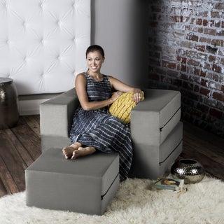 Jaxx Zipline Modular Chair and Fold-out Sleeper