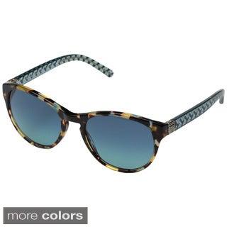 Tory Burch Women's TY7074 Cateye Sunglasses