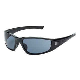 Be the Ball Men's 1020 Series Black Sport Frame Sunglasses